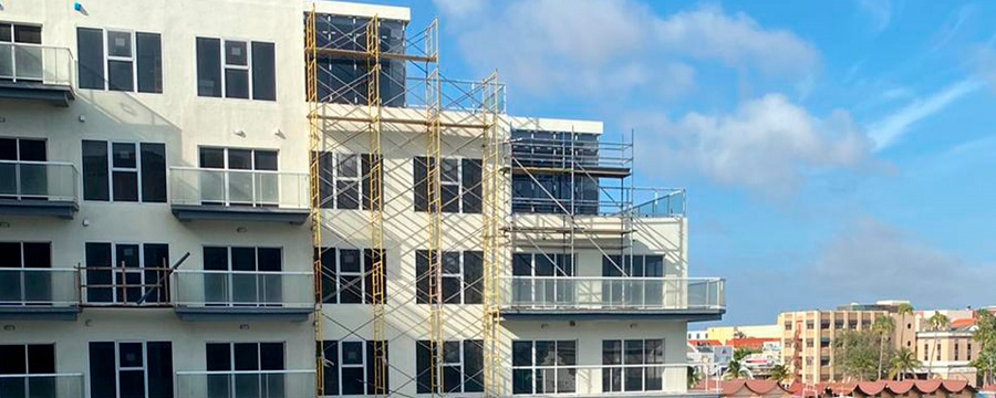 Your new house in Aruba: Take a look at the progress made so far