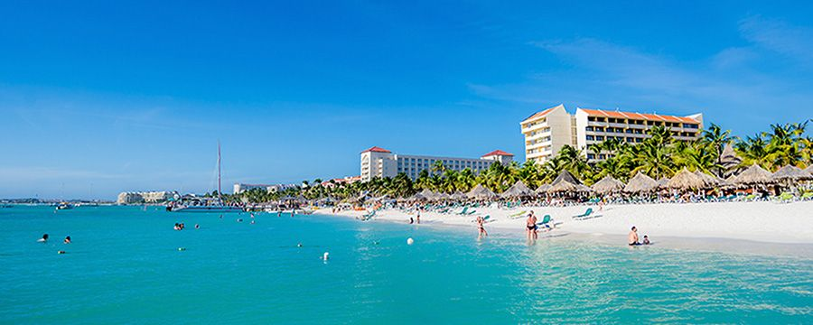 Discover the best beaches in Aruba with Harbour House